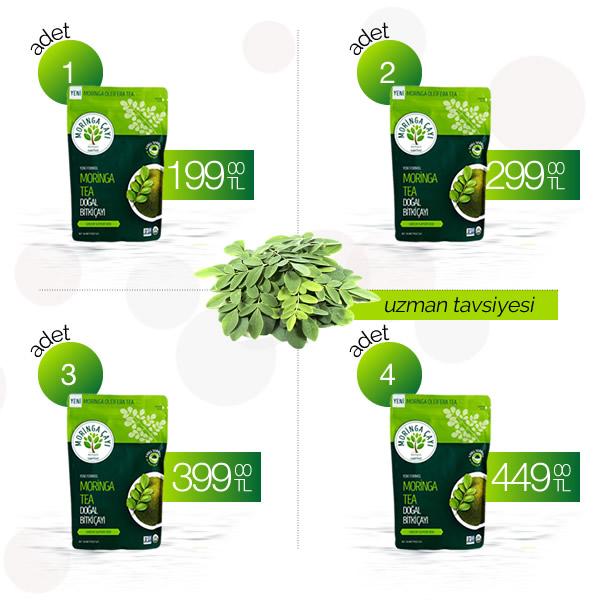 moringa çayının fiyatı